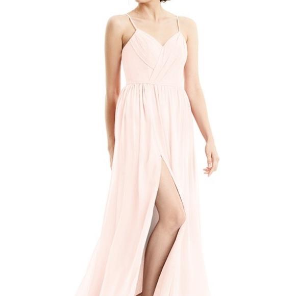 Azazie Dresses & Skirts - Azazie Cora in Rose Petal